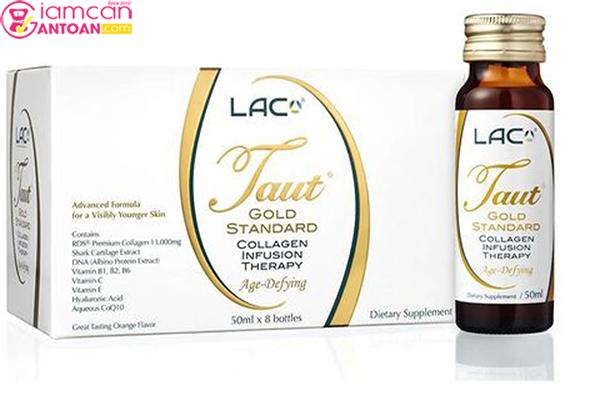 Lac Taut Collagen 13,000mg giúp làn da căng mịn