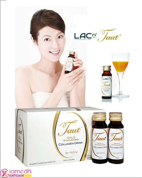 Lac Taut Collagen 13,000mg chứa hàm lượng lớn collagen giúp làm đẹp da hữu hiệu