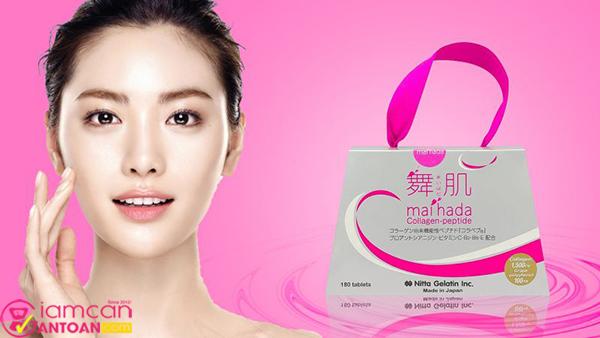 Viên Uống Chống Lão Hóa Collagen Maihada Nitta Gelatin là sản phẩm được nhiều chị em tin dùng