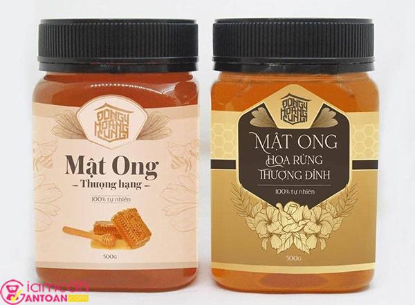 Đây là 2 dòng mật ong nổi tiếng được thị trường tin dùng