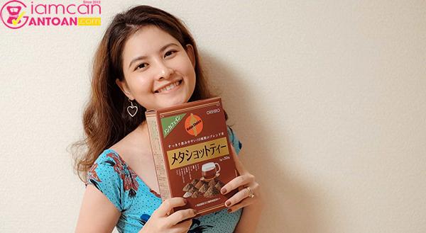 Trà Meta Shot Tea Orihiro an toàn cho người sử dụng
