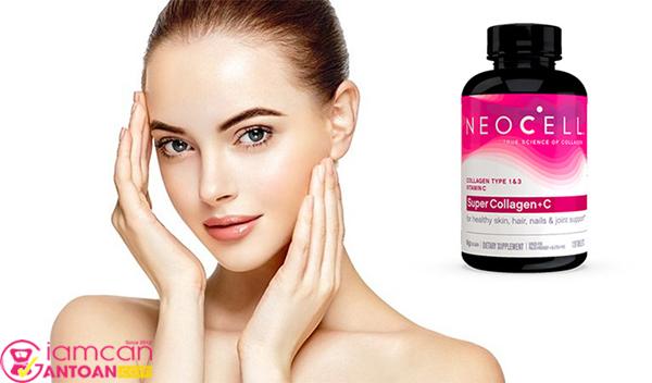 Neocell Super Collagen+C Type 1&3 an toàn cho người dùng