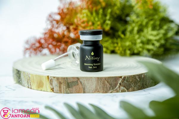 Nitiny là sản phẩm được thị trường Hàn Quốc tin dùng