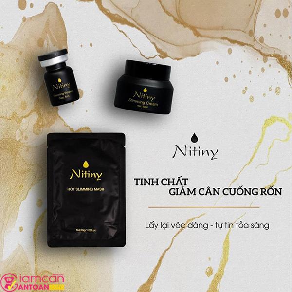Nitiny giúp làm sạch hệ tiêu hóa, đào thải hoàn toàn các vi khuẩn gây hại trong hệ tiêu hóa