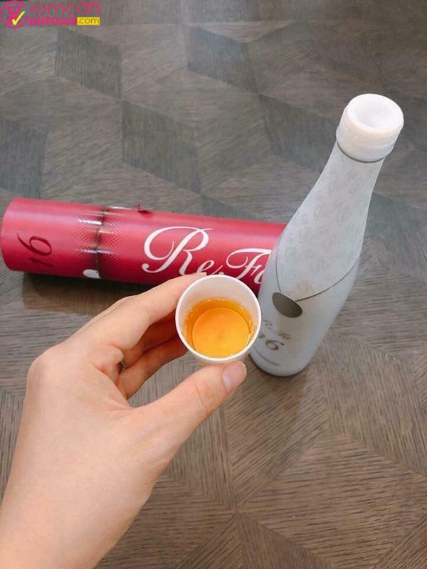 Refa 16 có hàm lượng collagen tinh khiết đậm đặc với 160.000mg