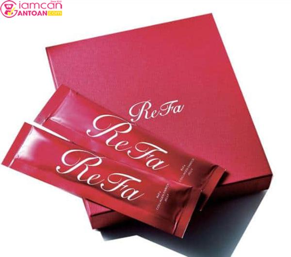 Thạch Collagen Refa Jelly chỉ cần duy trì 2 đến 3 liệu trình collagen mỗi năm