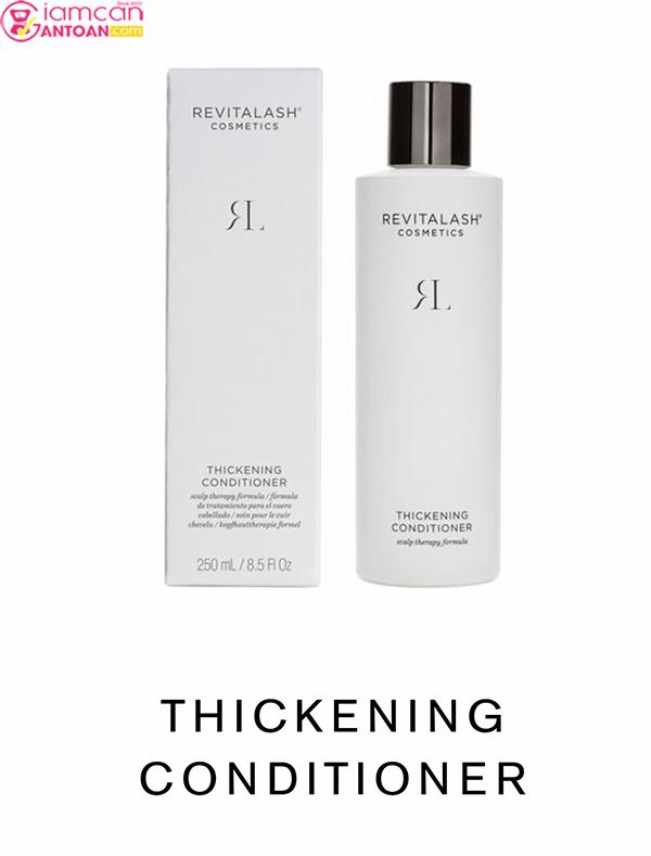 Sản phẩm này giúp mái tóc mỏng thưa yếu ớt hồi sinh trở nên dày, đầy đặn và chắc khỏe