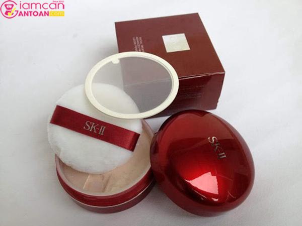 Phấn SK-II rất được thị trường Nhật Bản đón nhận