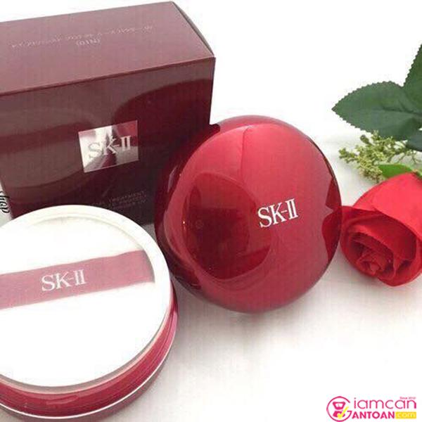 Phấn phủ SK-II được rất nhiều các cô nàng SÀNH ĐIỆU tin dùng