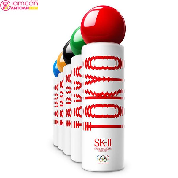 SK-II Limited Tokyo Olympic 2020 đang hot hiện nay