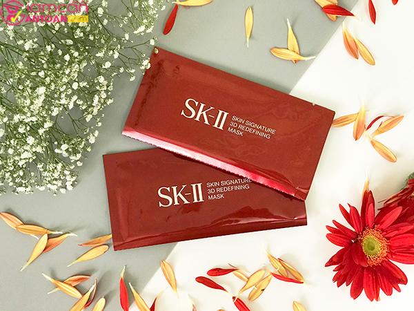 Mặt nạ SK-II Skin Signature 3D Redefining chống lão hóa da