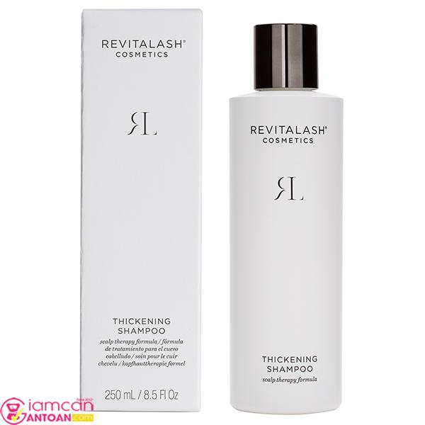 RevitaLash Thickening Shampoo giúp trị rụng tóc hiệu quả