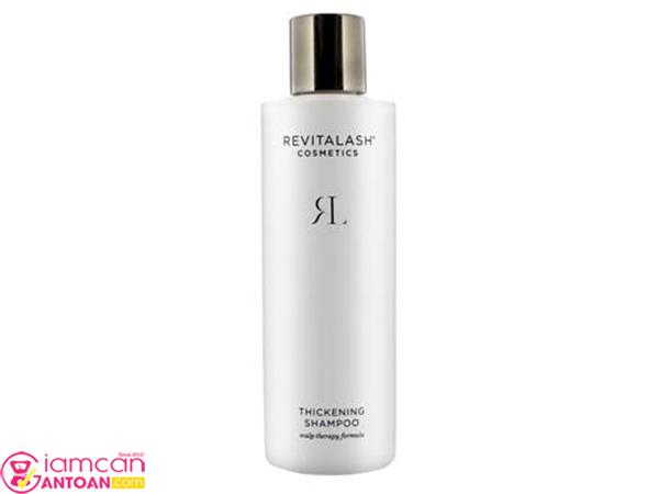 RevitaLash Thickening Shampoo chứa nhiều thành phần thiết yếu