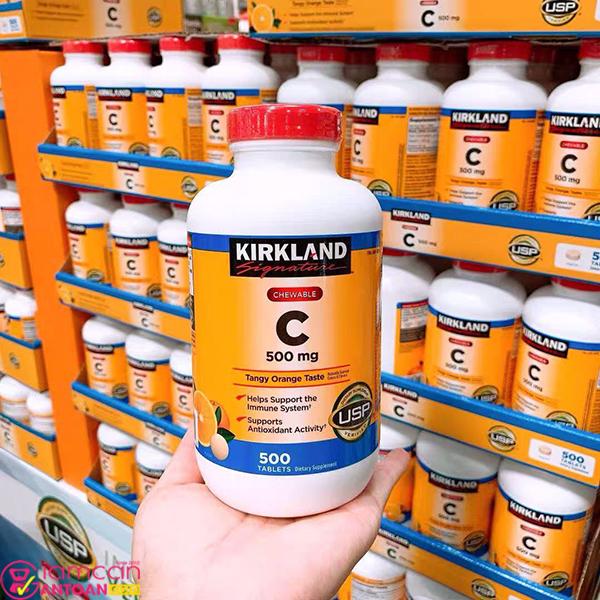 Vitamin C giúp tăng cường hệ miễn dịch cho cơ thể