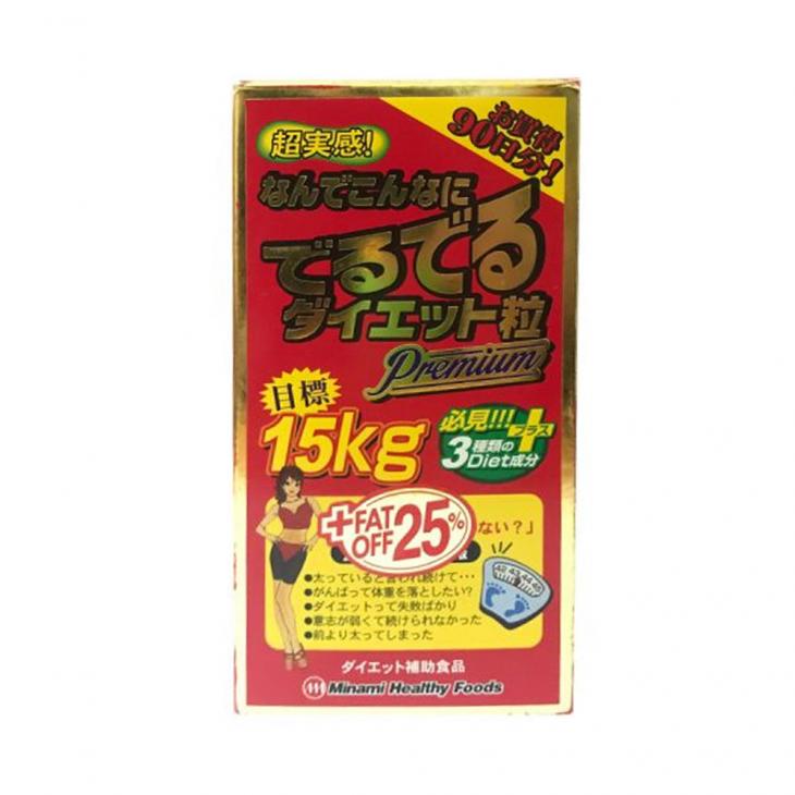 Thuốc giảm cân Nhật Bản
