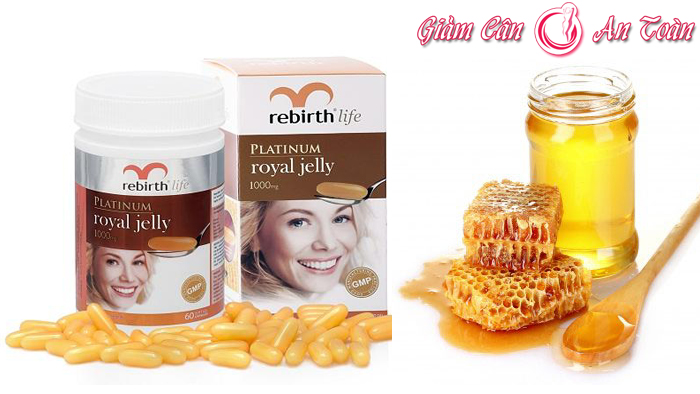 Rebirth Platinum Royal Jelly