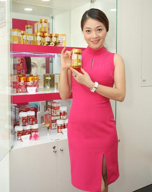 Hoa hậu quý bà Hoàng Thị Yến: Hệ thống Giảm Cân An Toàn mang phong cách chuyên nghiệp