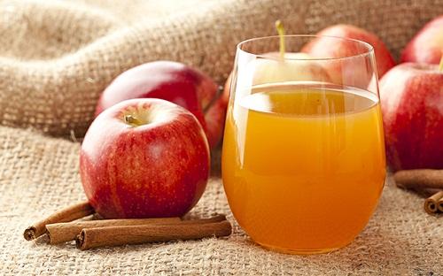 Nước táo và quế - Thức uống thần thánh giúp giảm 2kg chỉ sau 1 tuần