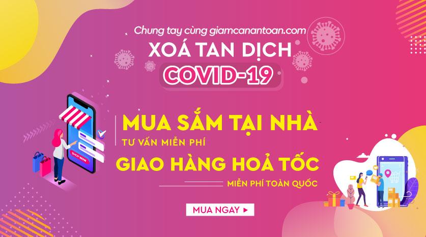 NOVID-19 mua hàng online