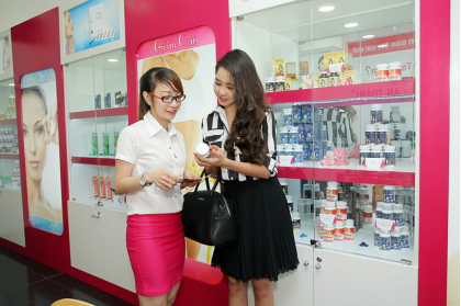 Showroom GCAT Quận 1